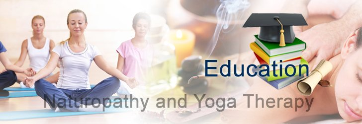 Naturopathy and Yoga Therapy