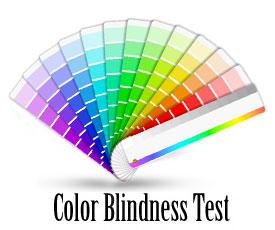 Online Color Blind Test