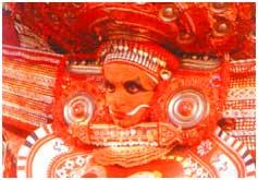 Theyyam performance, theyam,Kaliyattam, Thirayattam,Goddess Kali