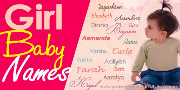 Girl Baby Names
