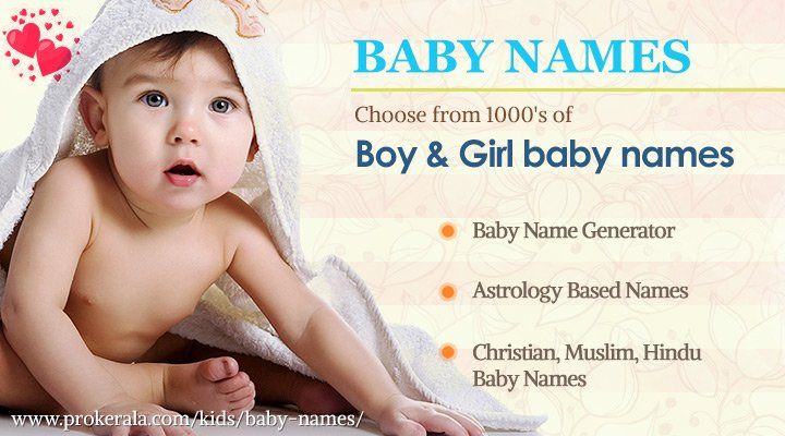 Beautiful Gujarati Baby Boy and Girls names